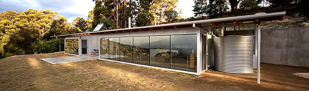 Thermally efficient house - Hobart builder